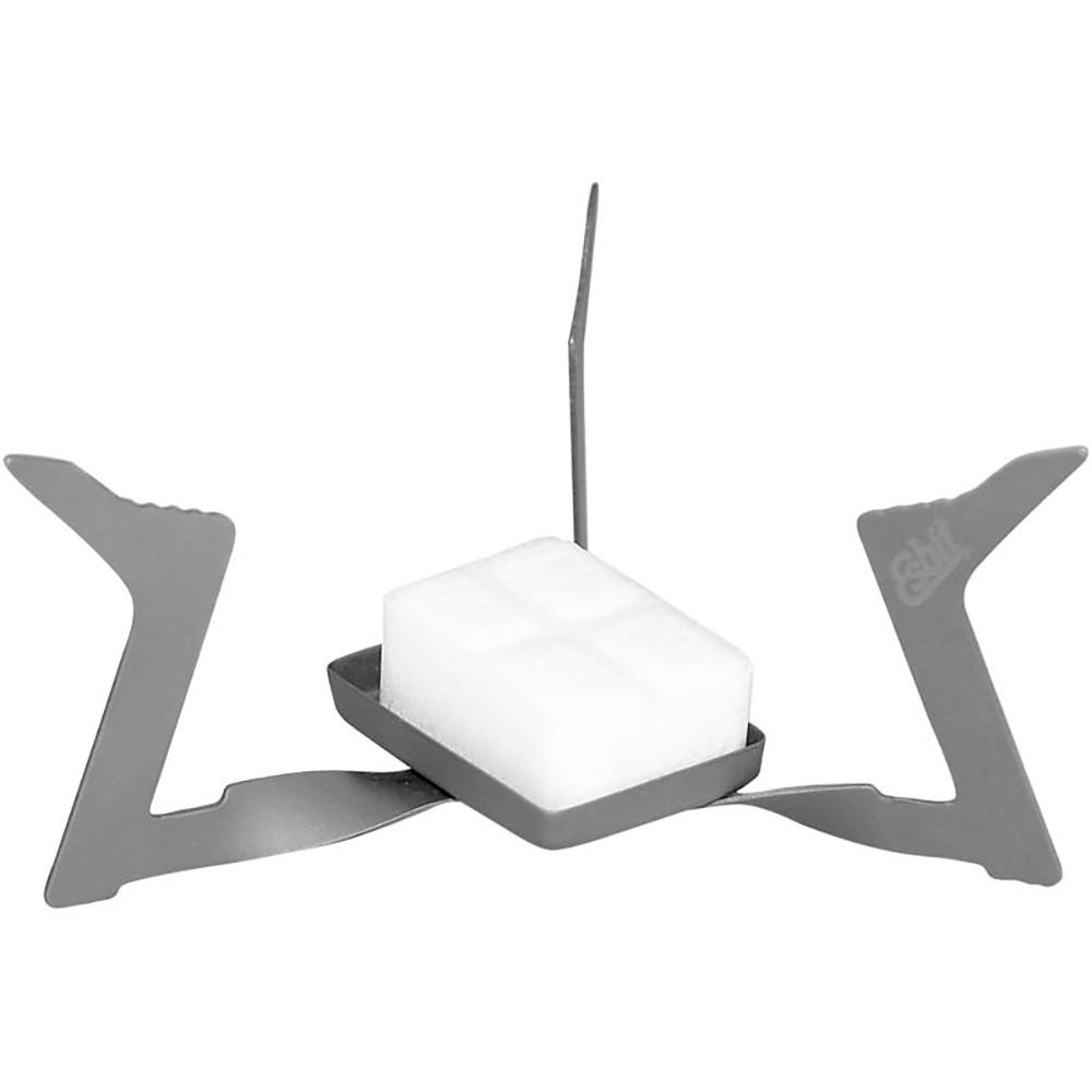 Esbit Titanium Solid Fuel Stove - with fuel