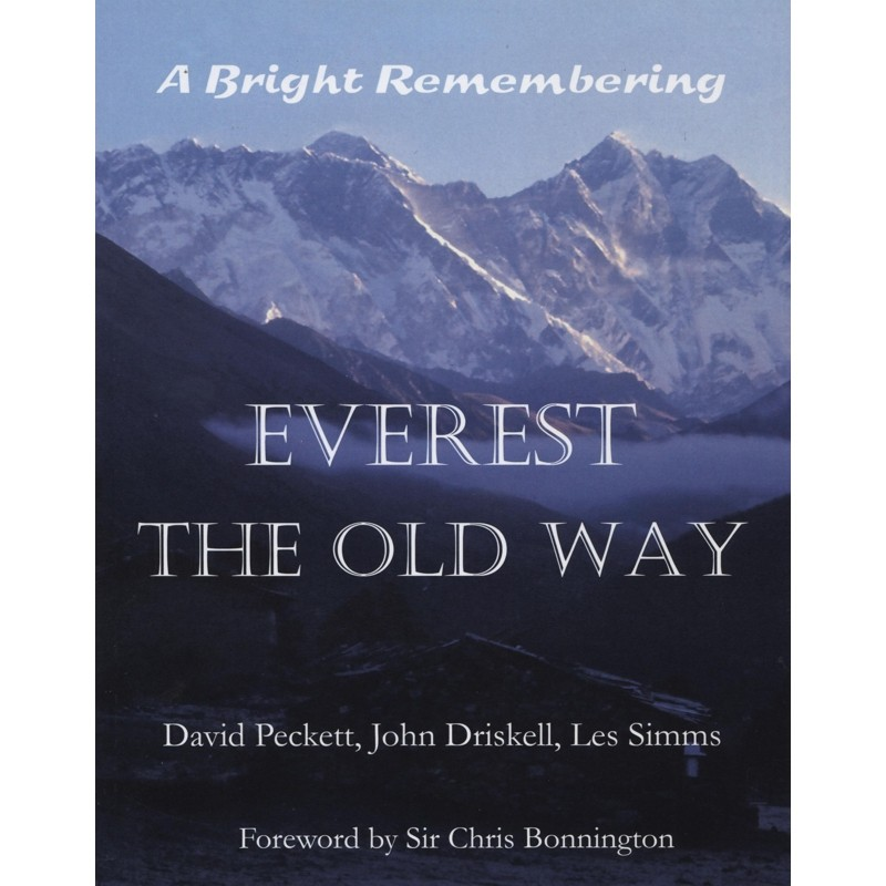 EVEREST THE OLD WAY