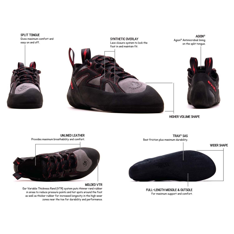 Evolv Nighthawk Climbing Shoe