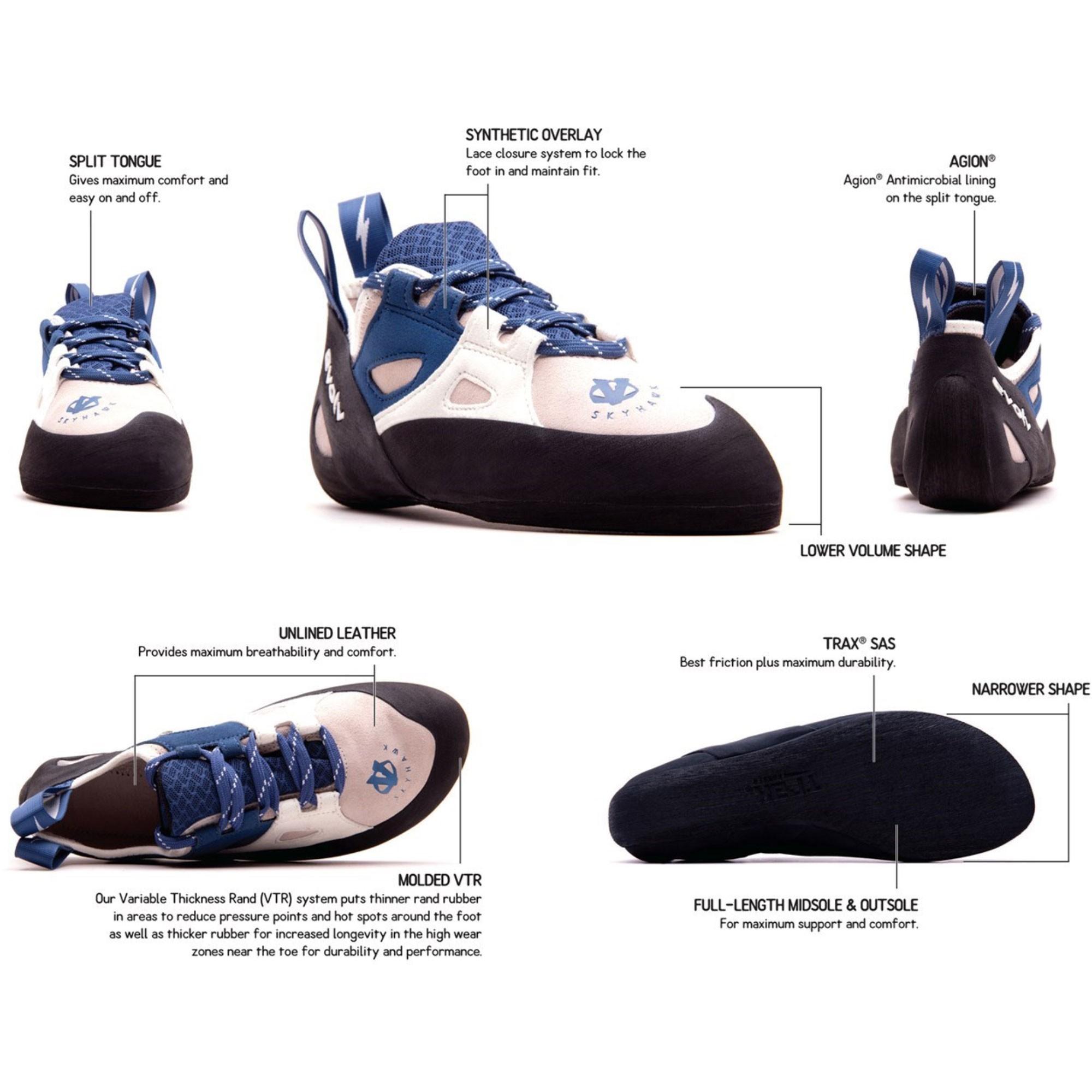 Evolv Skyhawk LV Climbing Shoe