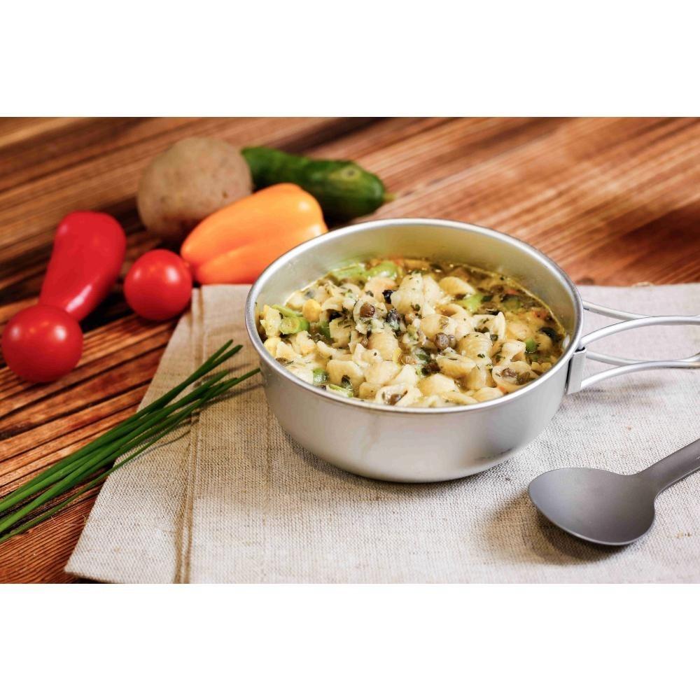Expedition Foods Regular Range Mediterranean Vegetable Pasta 450kcal