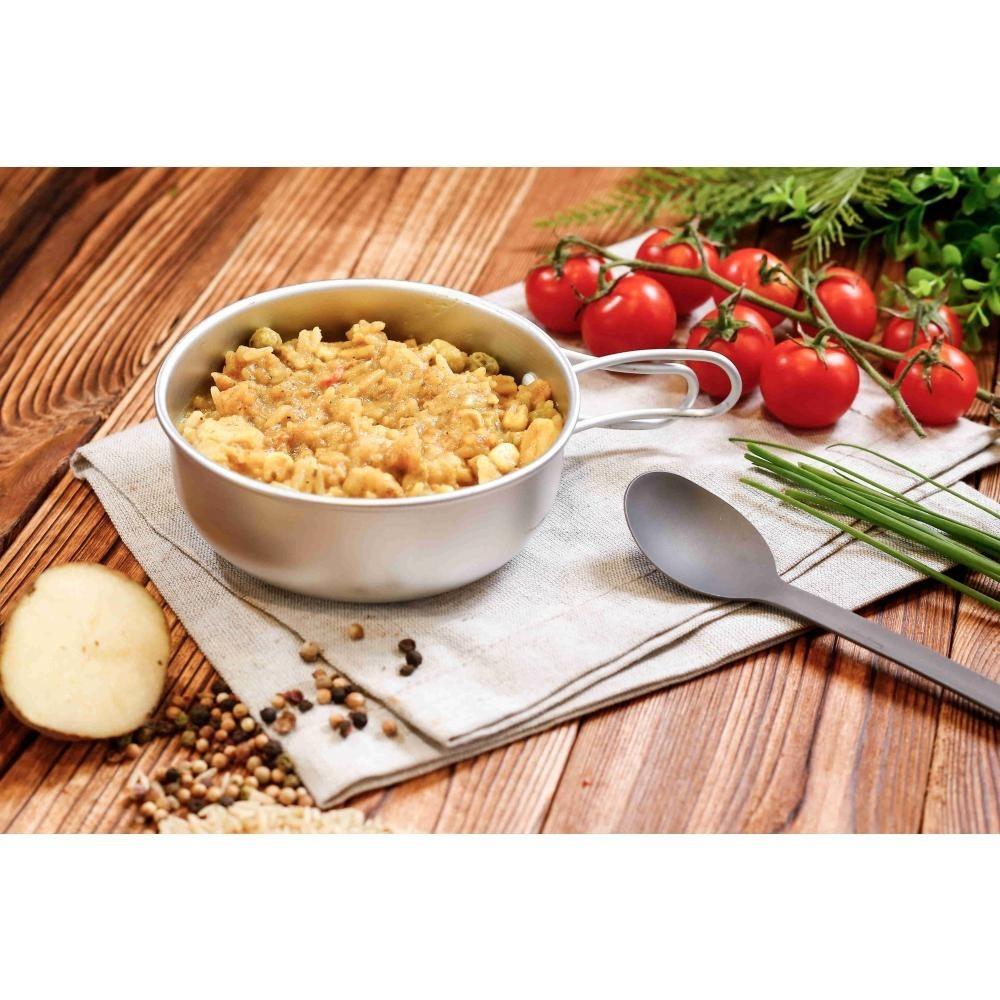 Expedition Foods Regular Range Vegetable Tikka with Rice 450kcal