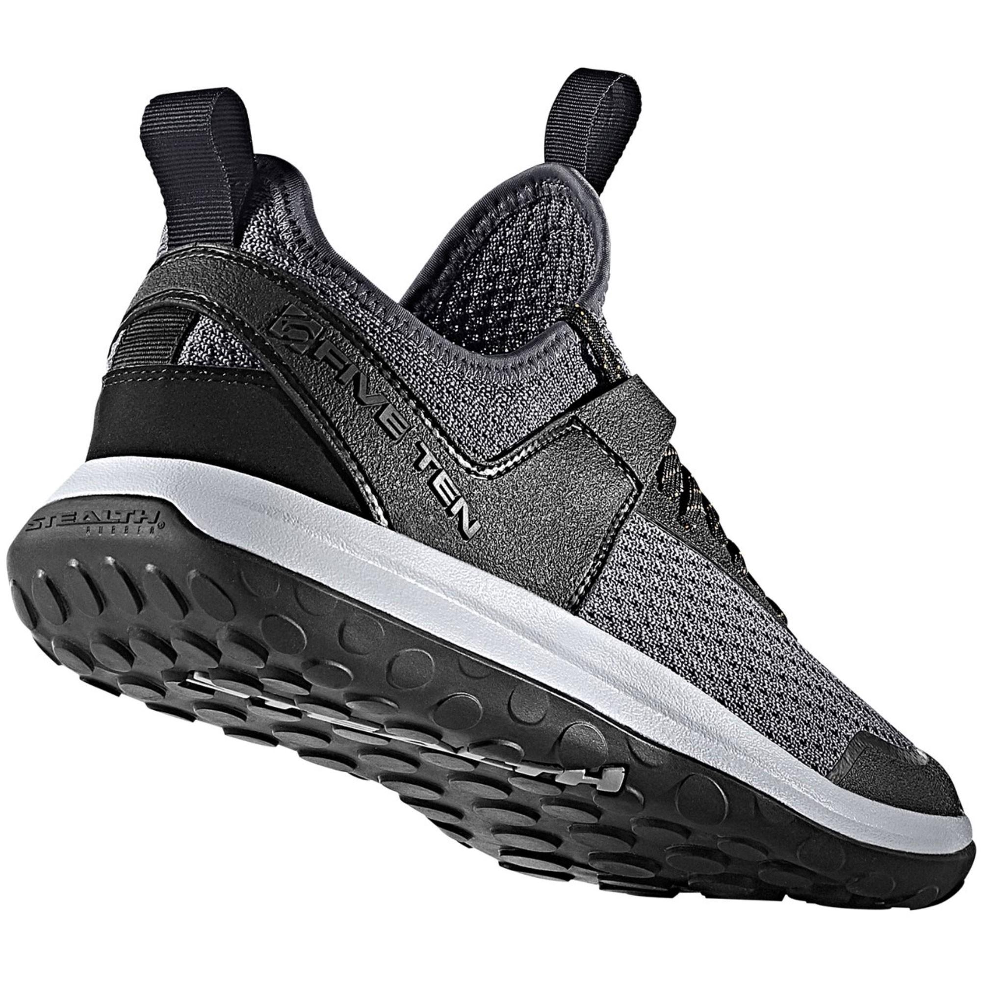 Five Ten Access Knit-Approach Shoes - Dark Grey