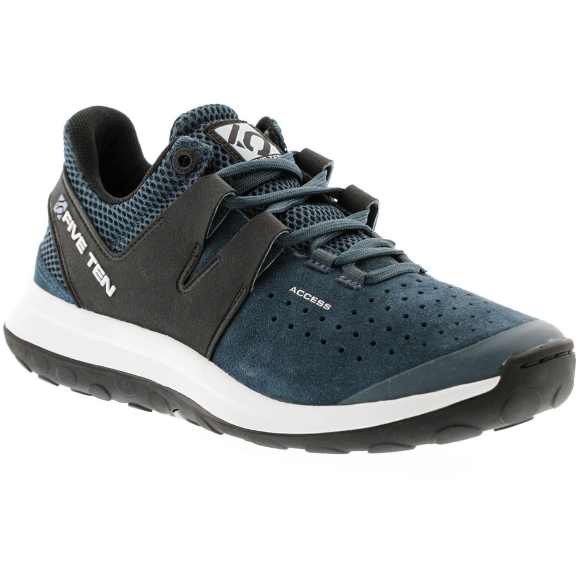 Five Ten Access Leather Approach Shoes - Midnight Blue