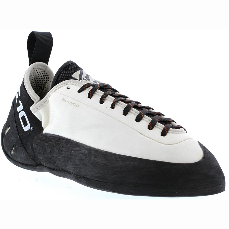 Five.Ten Anasazi Blanco Climbing Shoe - Chalk White -1