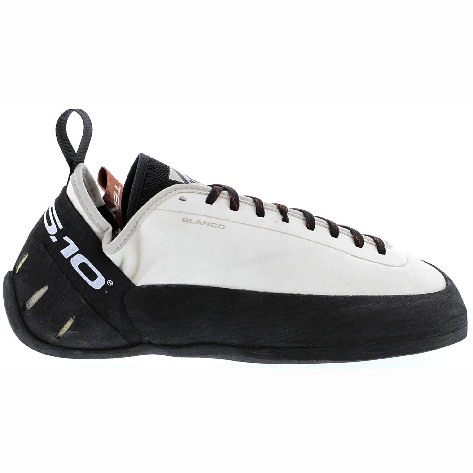 Five.Ten Anasazi Blanco Climbing Shoe - Chalk White -4