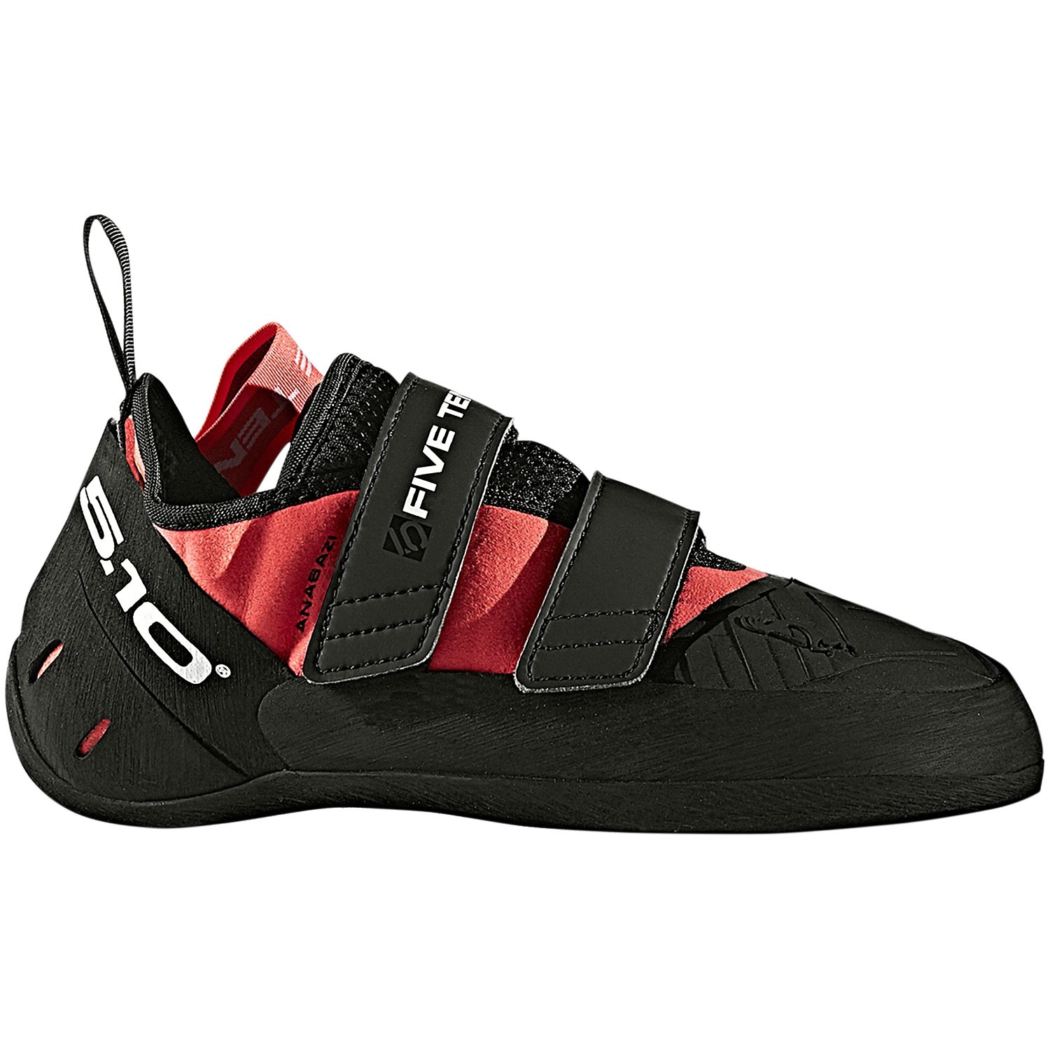 Five Ten Anasazi Pro Women's Climbing Shoes - Coral