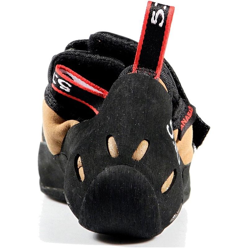 Five.Ten Anasazi Velcro Climbing Shoes - Golden Tan - 5