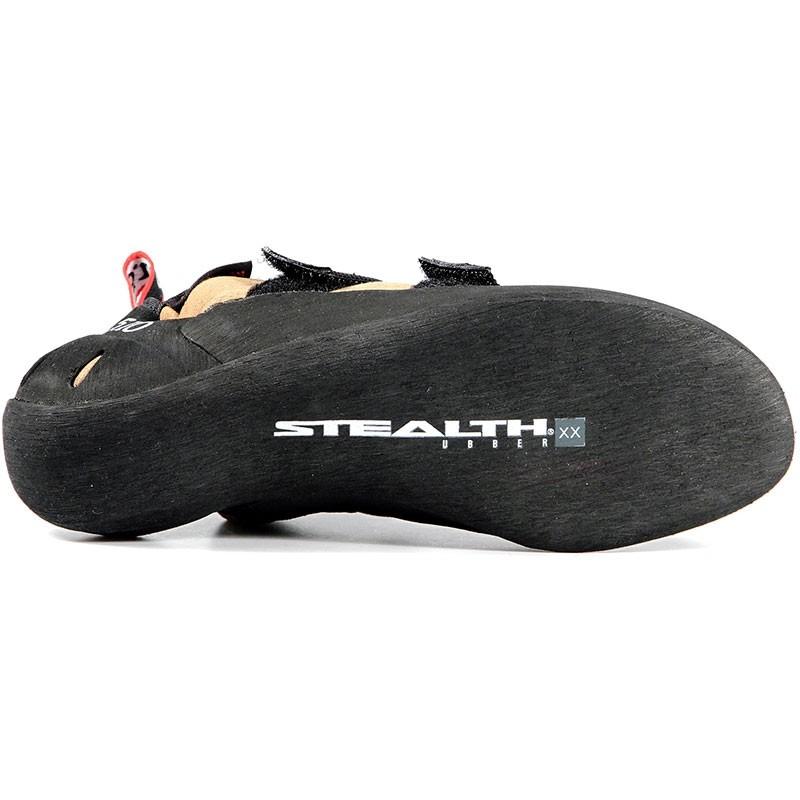 Five.Ten Anasazi Velcro Climbing Shoes - Golden Tan - 3