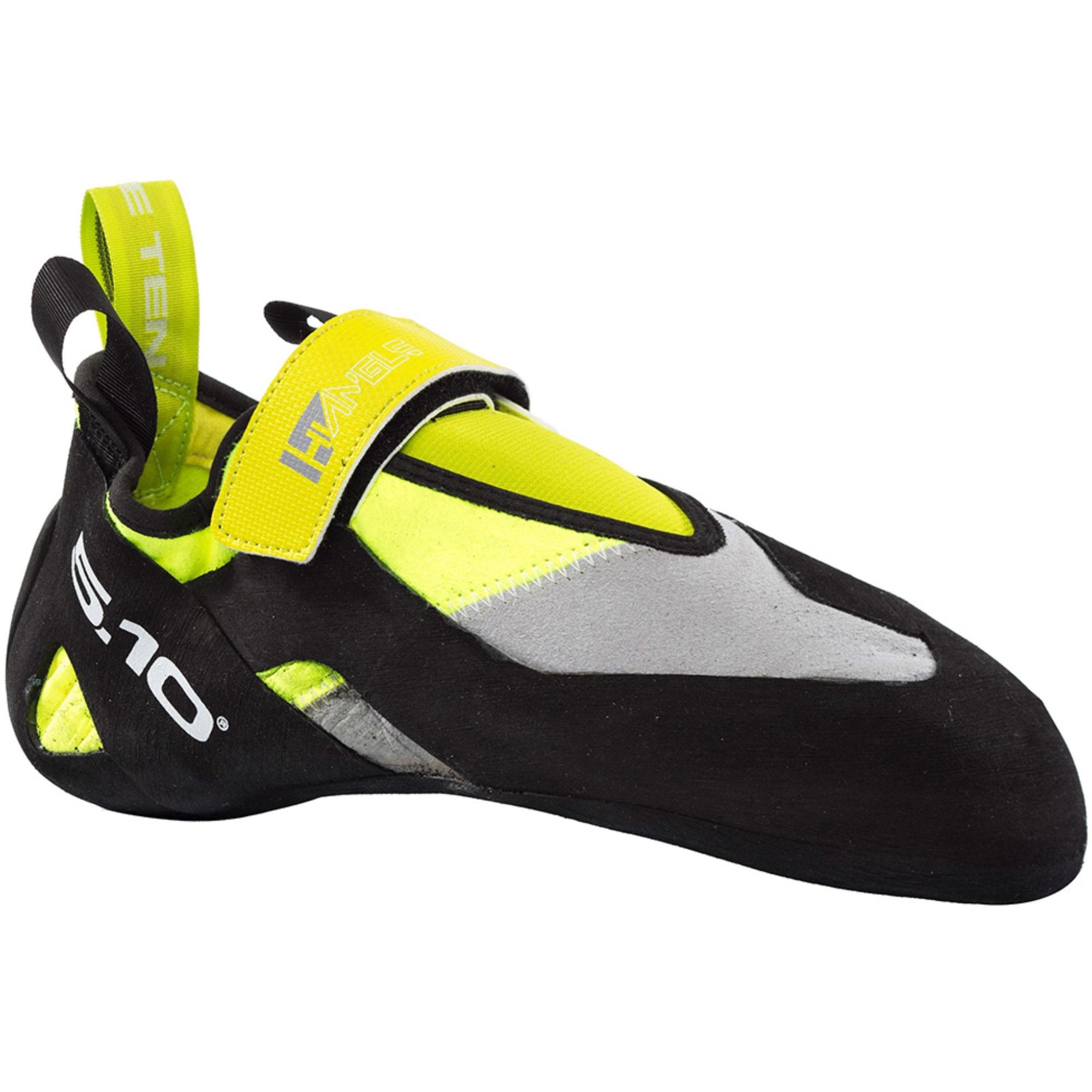 Five Ten Hiangle Synthetic Climbing Shoes - Semi Solar Green
