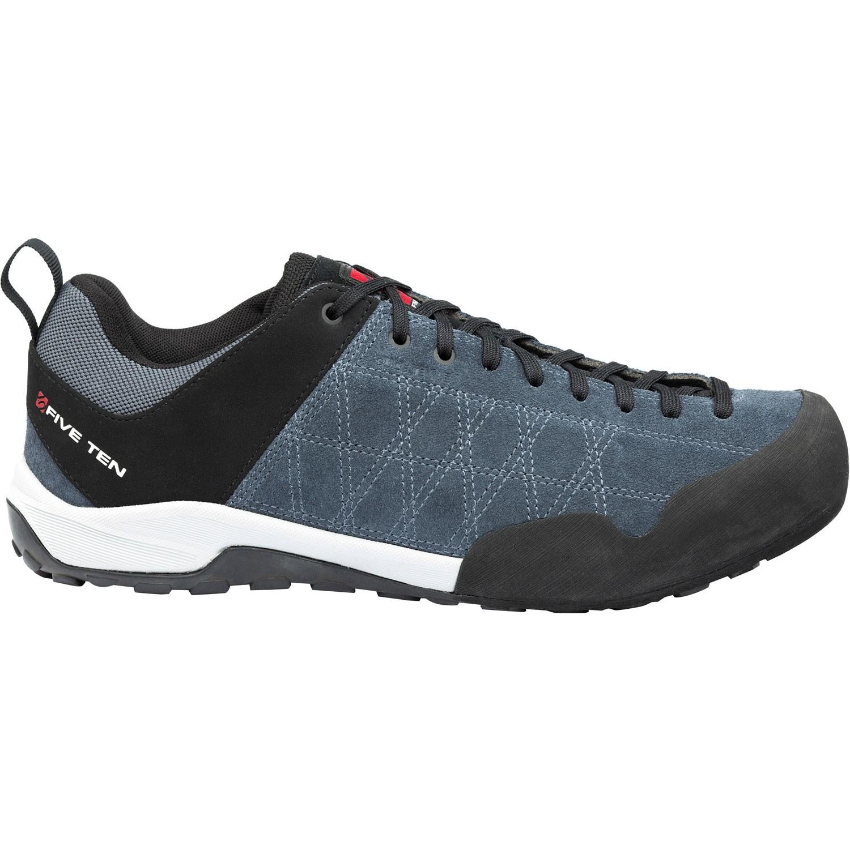 Five Ten Guide Tennie Men's Approach Shoes - Utility Blue/Core Black/Red