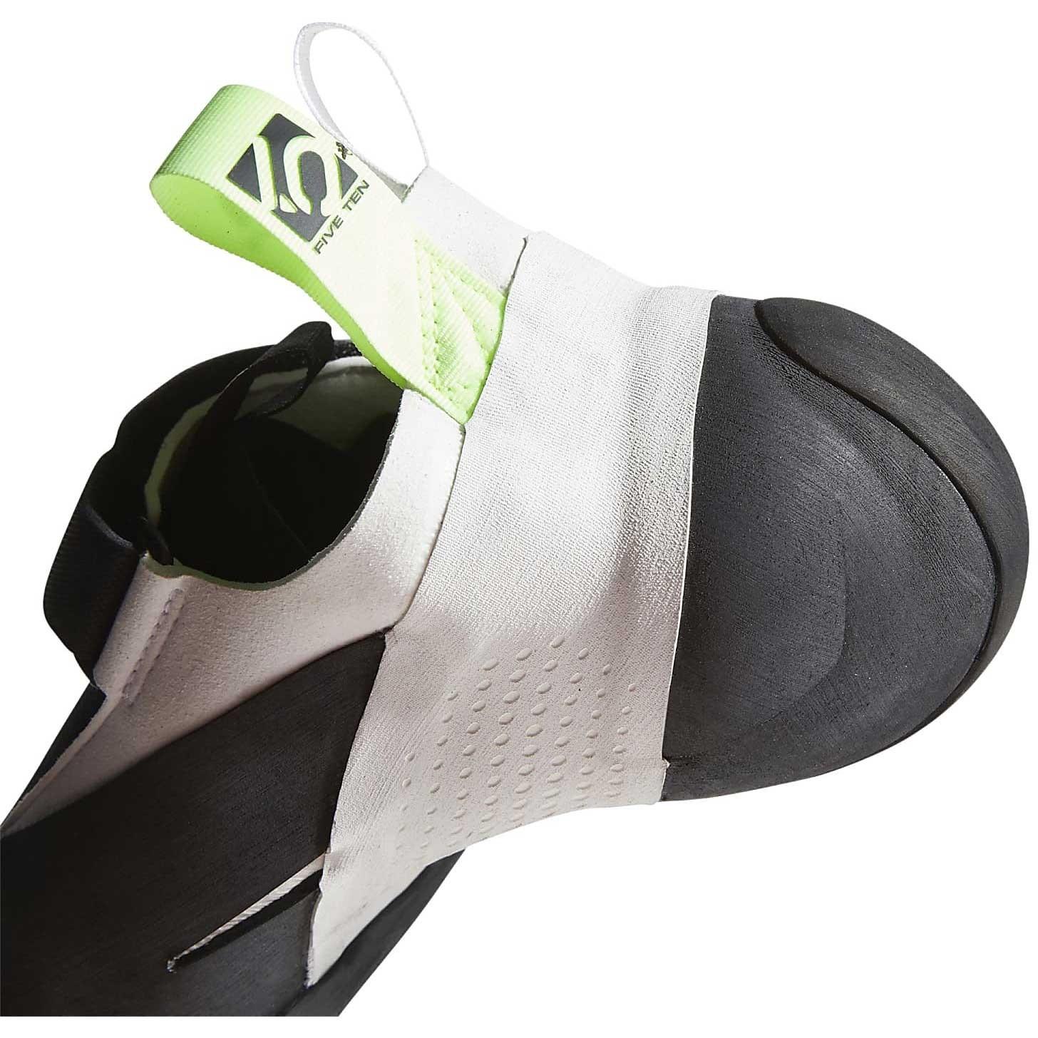 Five Ten Hiangle Climbing Shoes - Men's - FTWR White, Core Black, Signal Green