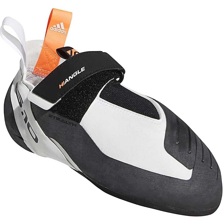Five Ten Hiangle Synthetic Climbing Shoes - Women's - White, Core Black, Signal Coral