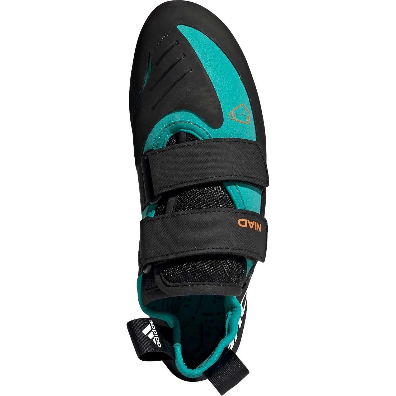 Five.Ten Niad VCS Rock Climbing Shoes - Women's - Black/Turquoise