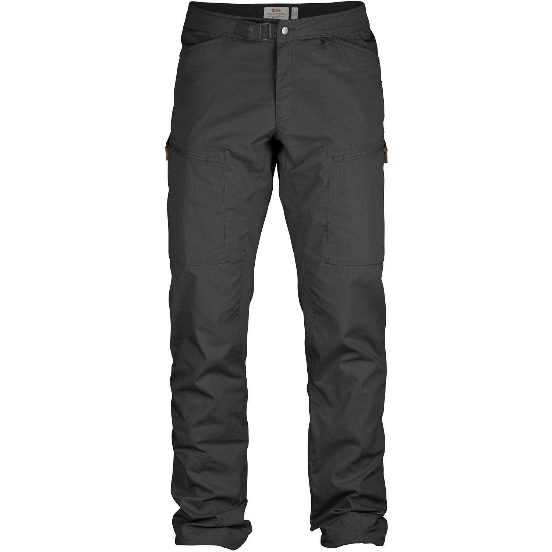 Fjallraven Abisko Shade Men's Trousers - Dark Grey