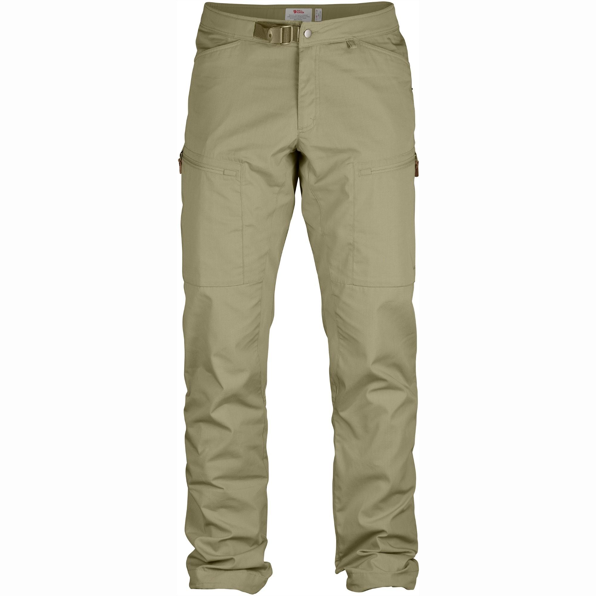 Fjallraven Abisko Shade Men's Trousers 81534 - Savanna