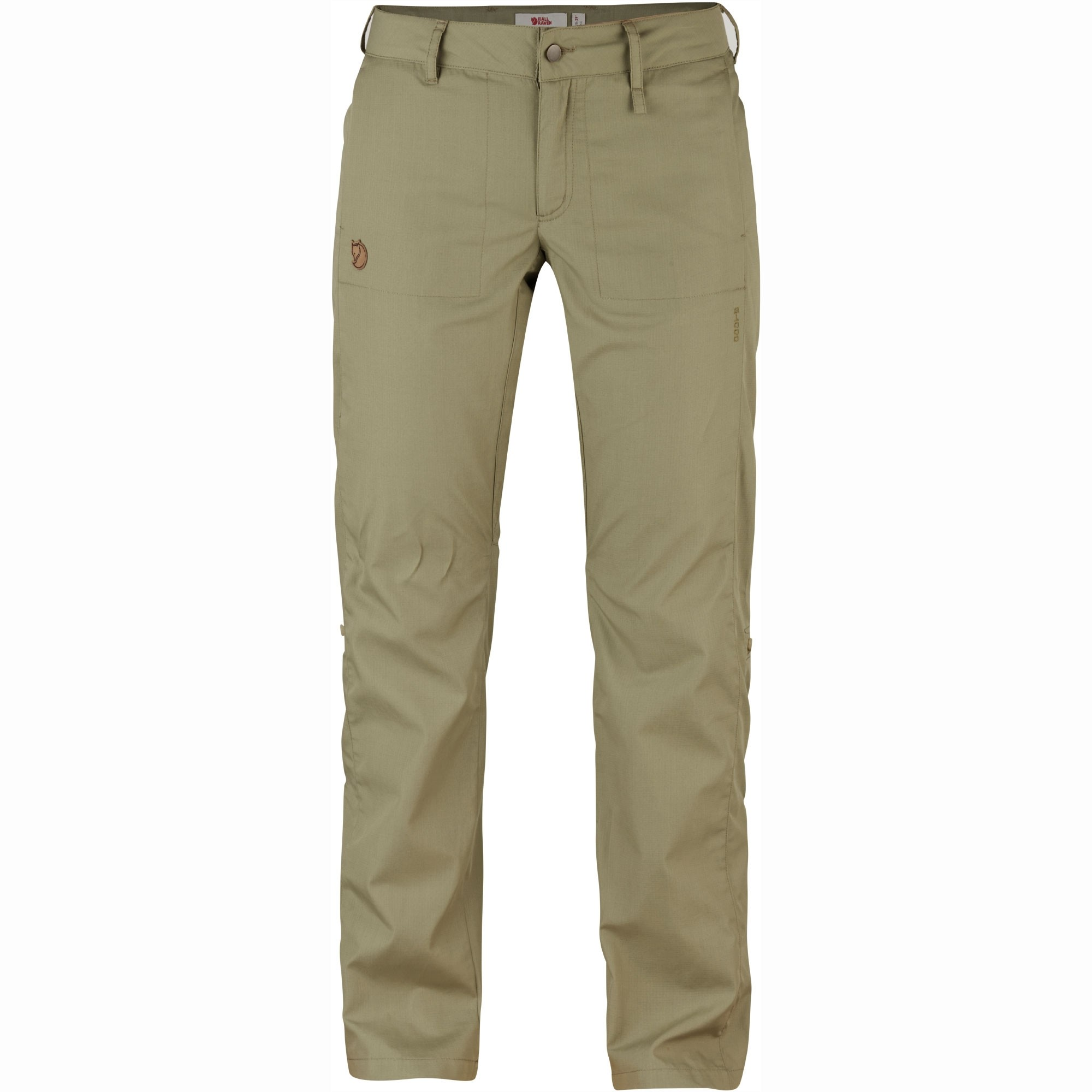 Fjallraven Abisko Shade Women's Trousers 89810 - Savanna