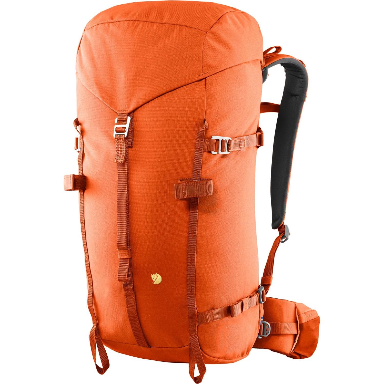 Fjallraven Bergtagen 38 Rucksack - Hokkaido Orange