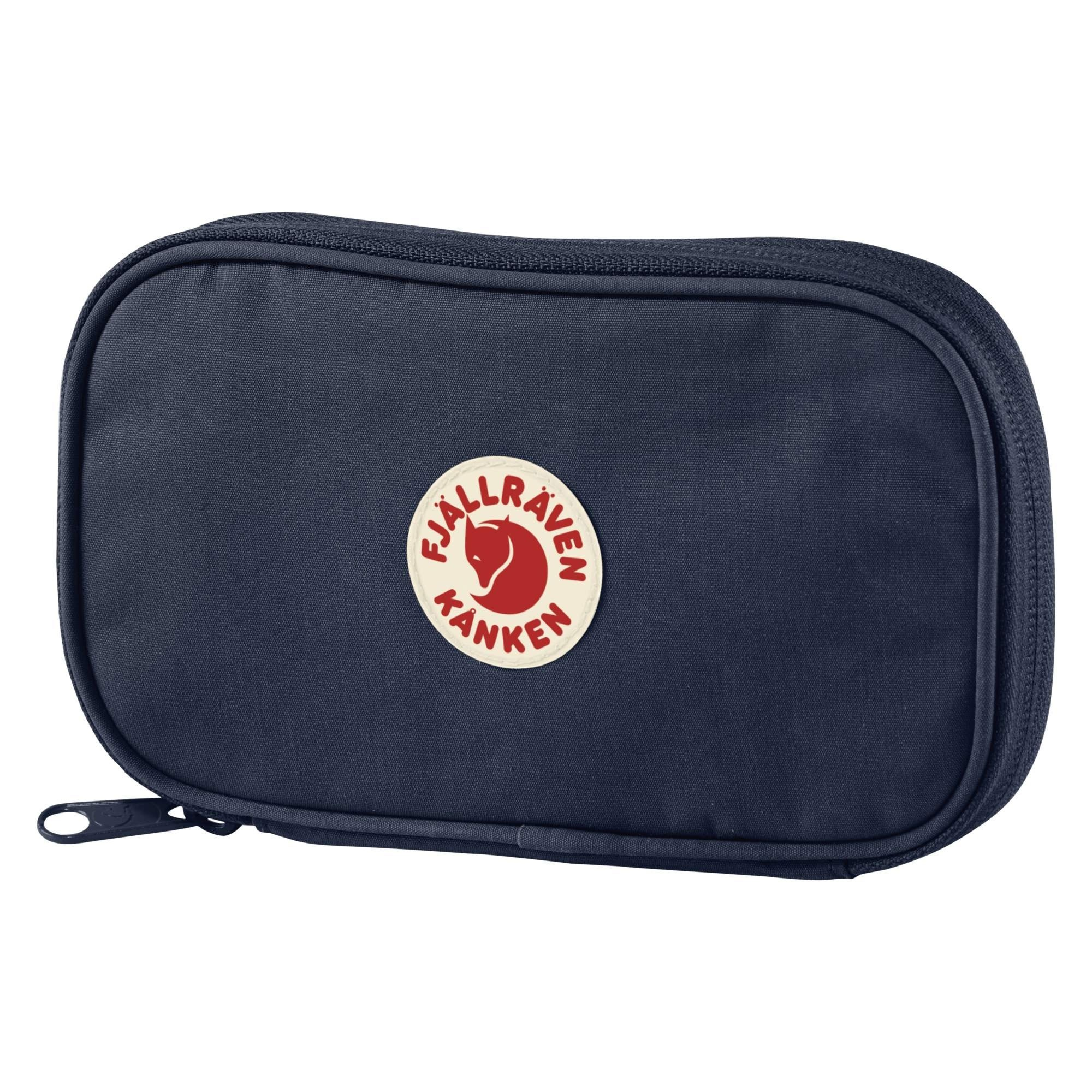 Fjallraven Kanken Travel Wallet - Navy