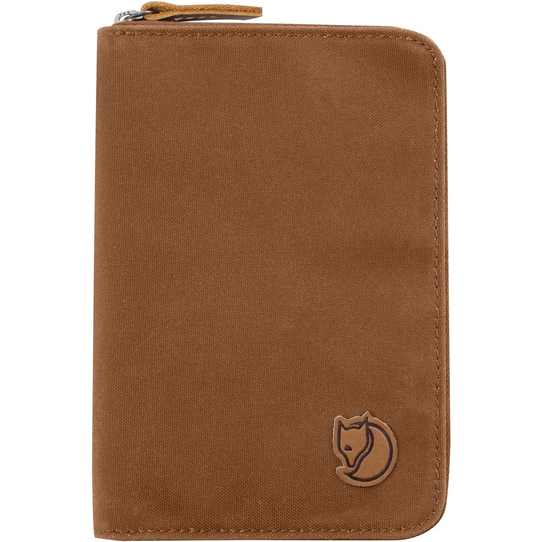 Fjallraven Passport Wallet - Chestnut