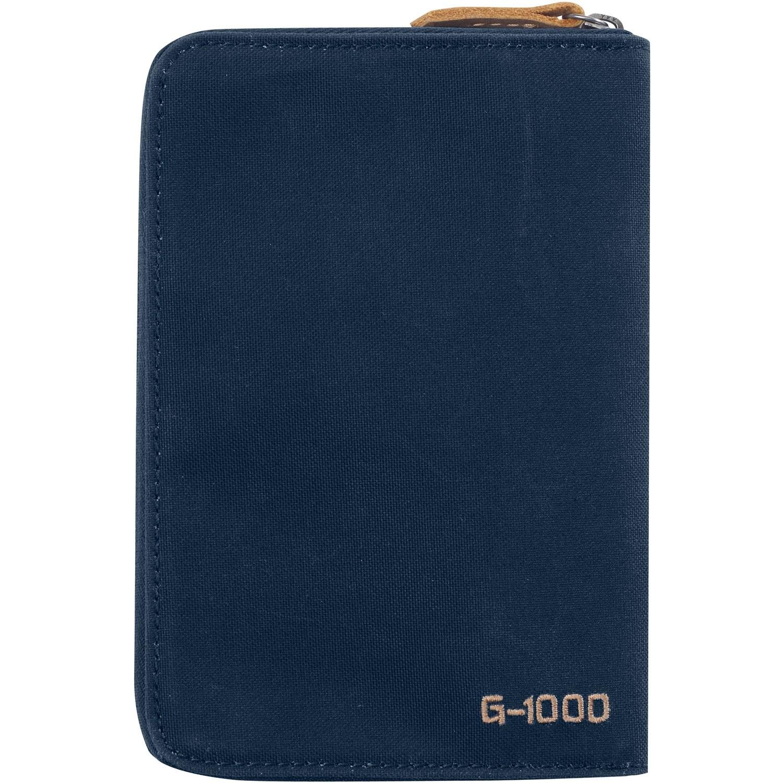 Fjallraven Passport Wallet - Navy