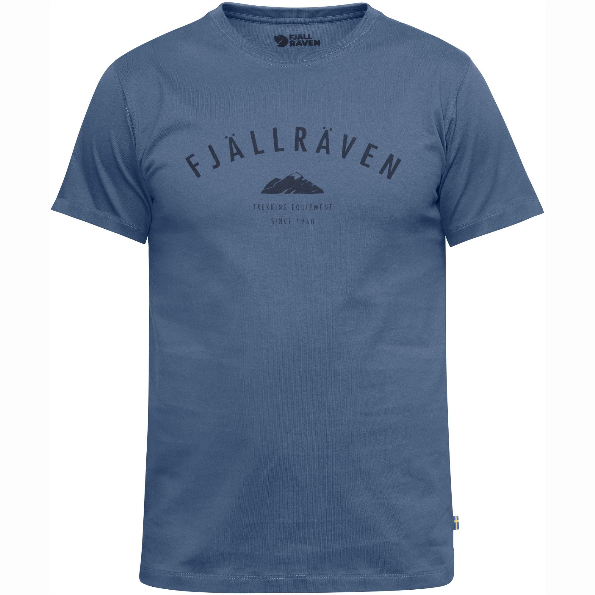 Fjallraven Trekking Equipment T-Shirt 81955 - Blue Ridge