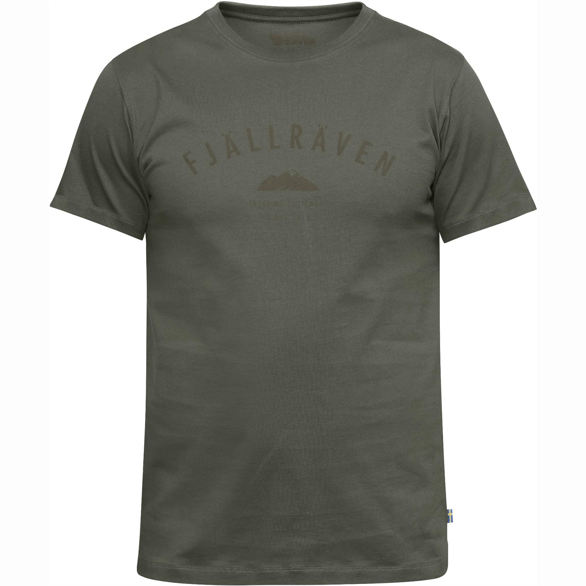 Fjallraven Trekking Equipment T-Shirt 81955 - Mountain Grey