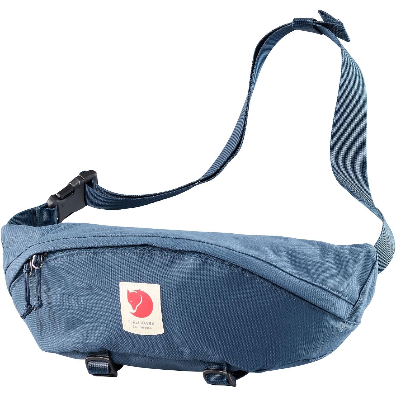 Fjallraven Ulvo Hip Pack - Large - Mountain Blue