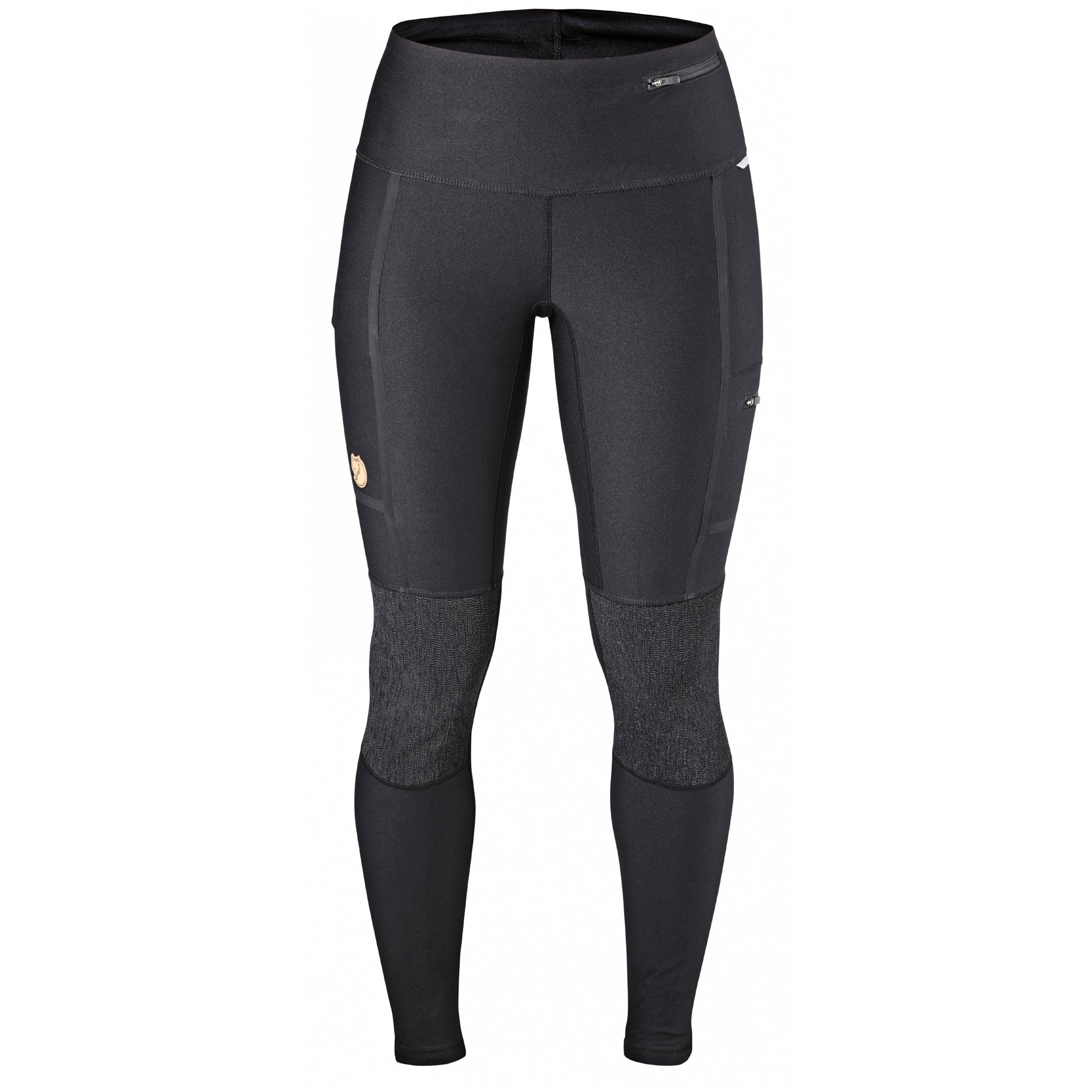 Fjallraven Abisko Women's Trekking Tights - Black