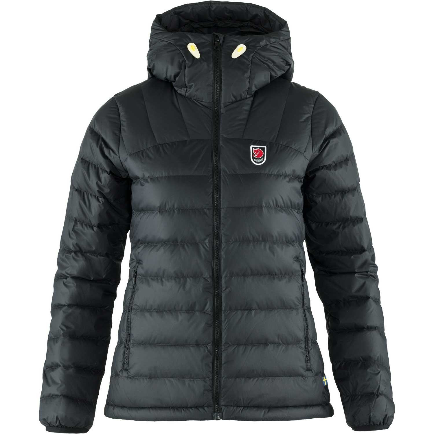 Fjällräven Expedition Pack Down Hoodie - Women's - Black