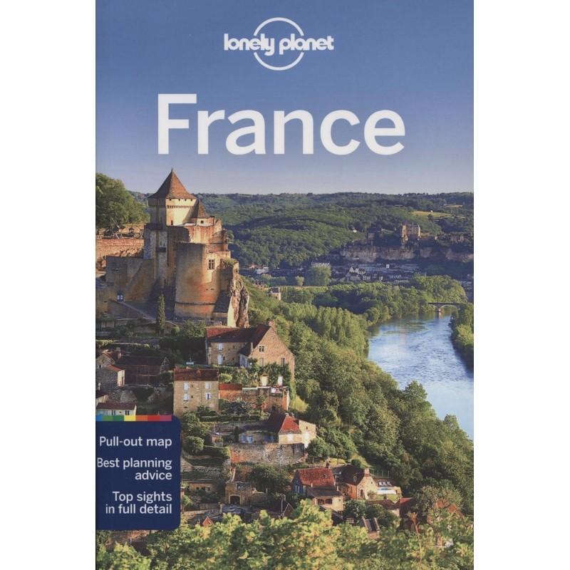 France by Lonely Planet
