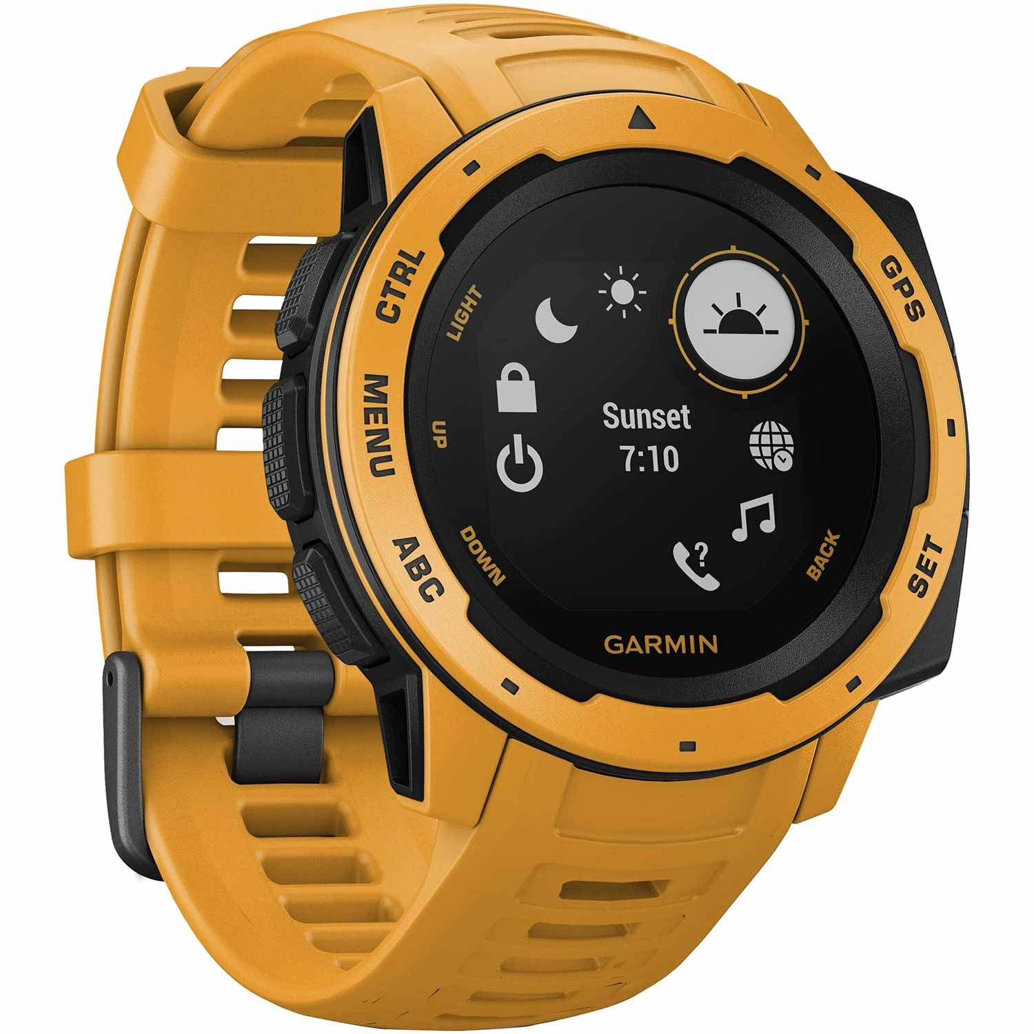 Garmin Instinct GPS Watch - Sunburst