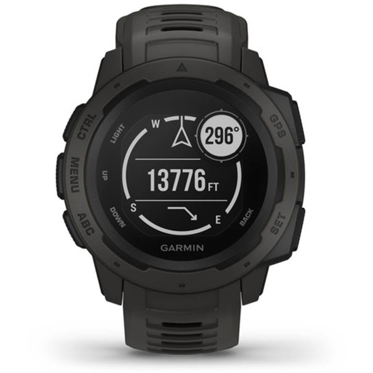 Garmin Instinct GPS Watch - Graphite