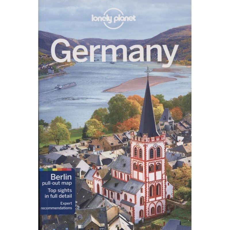 Germany: Lonely Planet Travel Guide