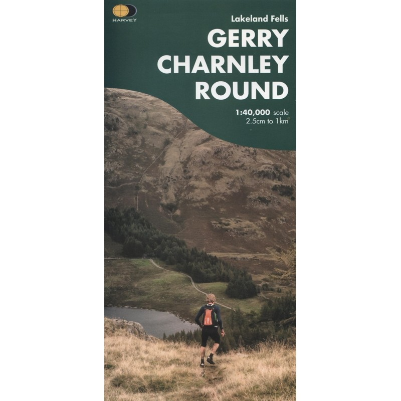 Gerry Charnley Round by Harvey