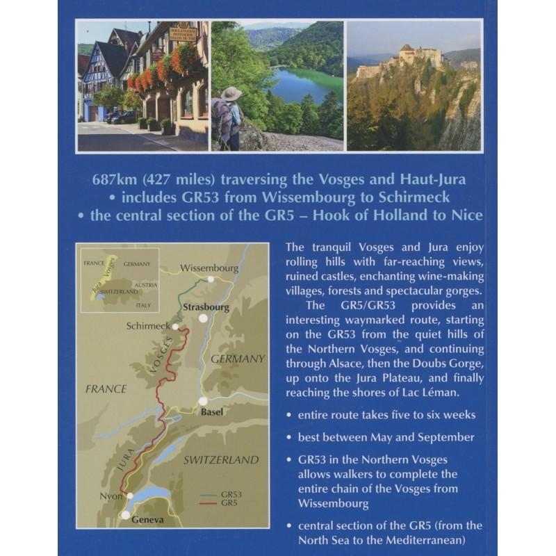 Trekking the GR5 Trail: Vosges and Jura