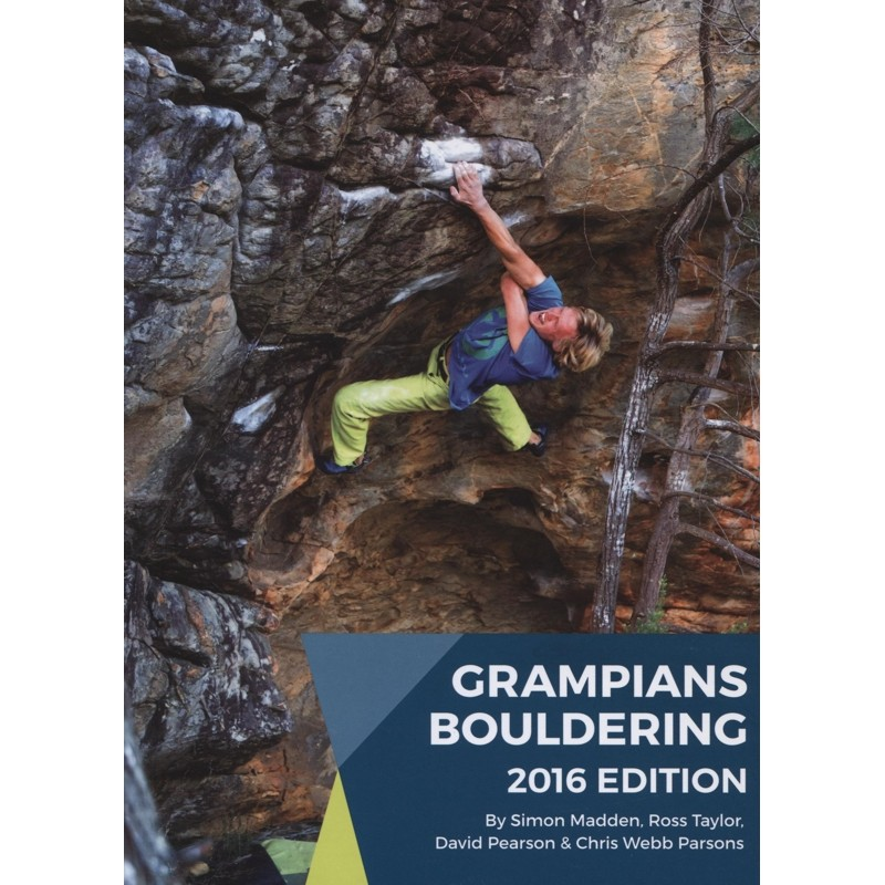 Grampians Bouldering