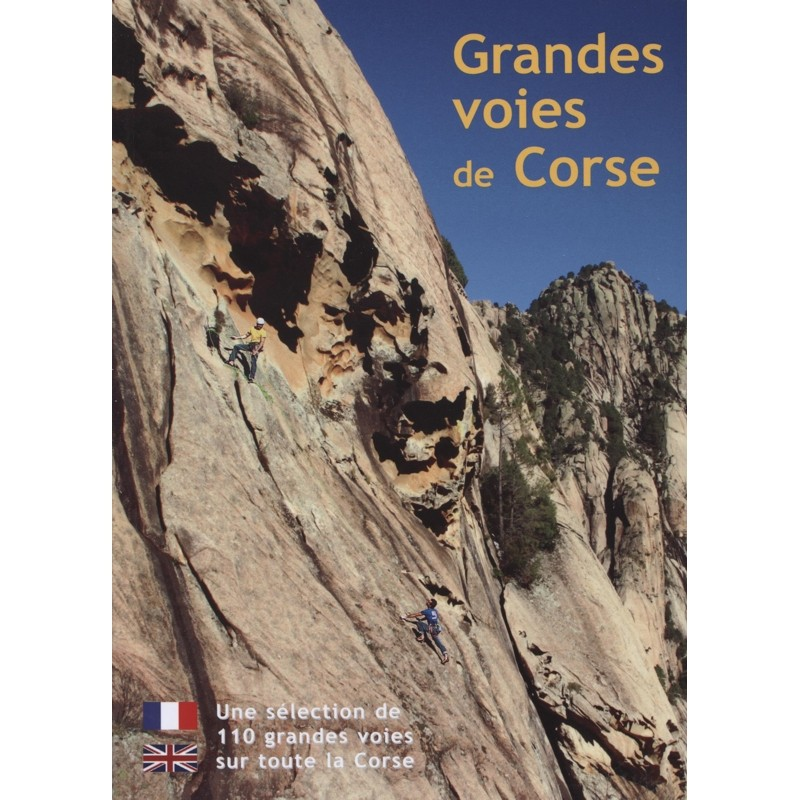 Grandes Voies de Corse by Bartrand Maurin & Thierry Souchard
