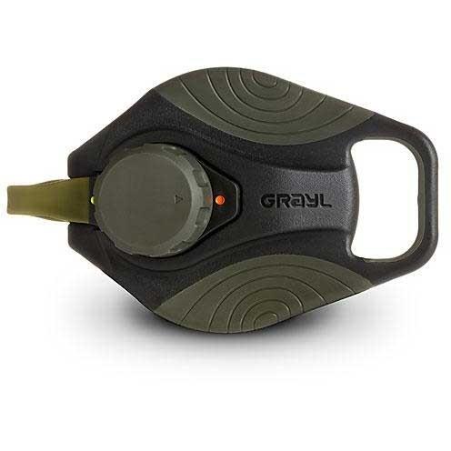 Grayl Geopress Water Filter - Camo Black Lid