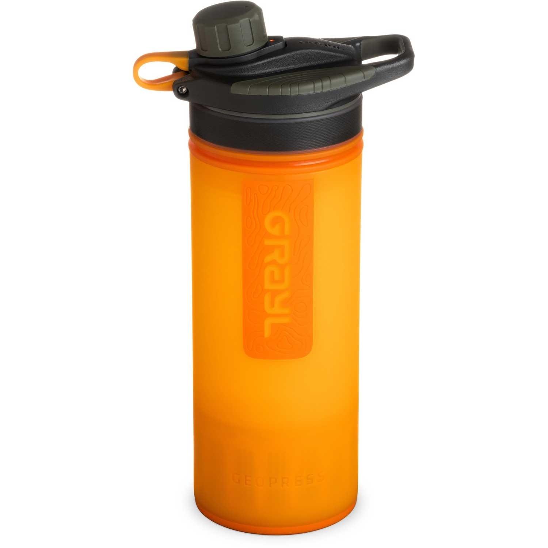 Grayl Geopress Water Filter - Visibility Orange