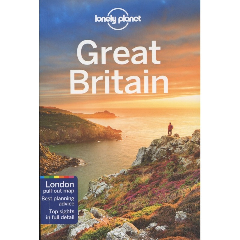 Great Britain: Lonely Planet Travel Guide