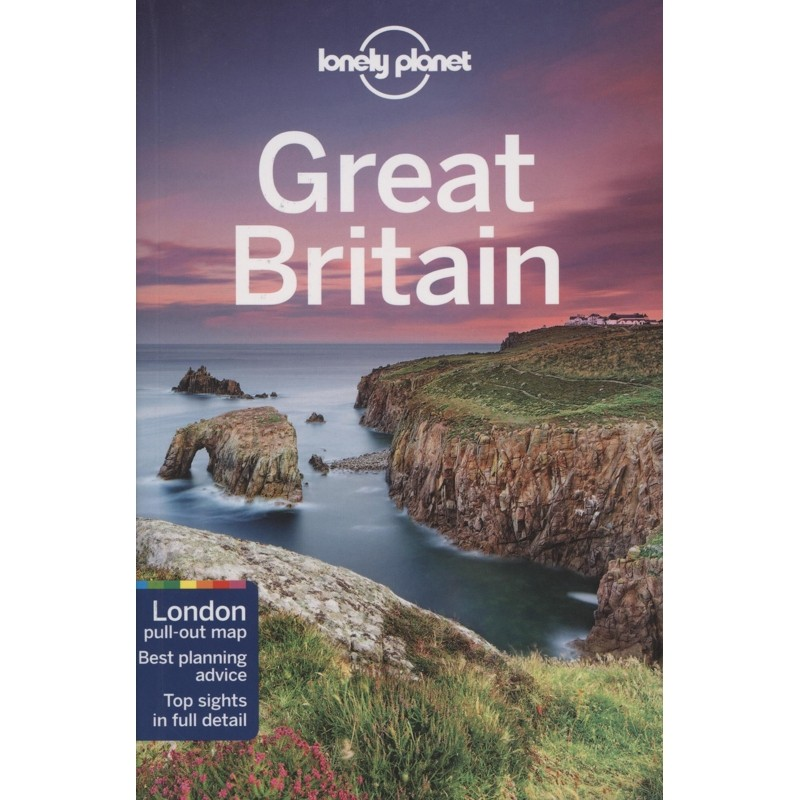 Great Britain by Lonely Planet