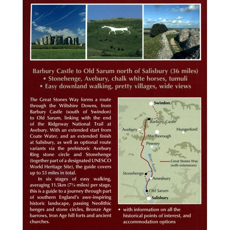 The Great Stones Way: Avebury Stonehenge & Salisbury by Cicerone