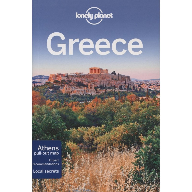 Greece: Lonely Planet Travel Guide