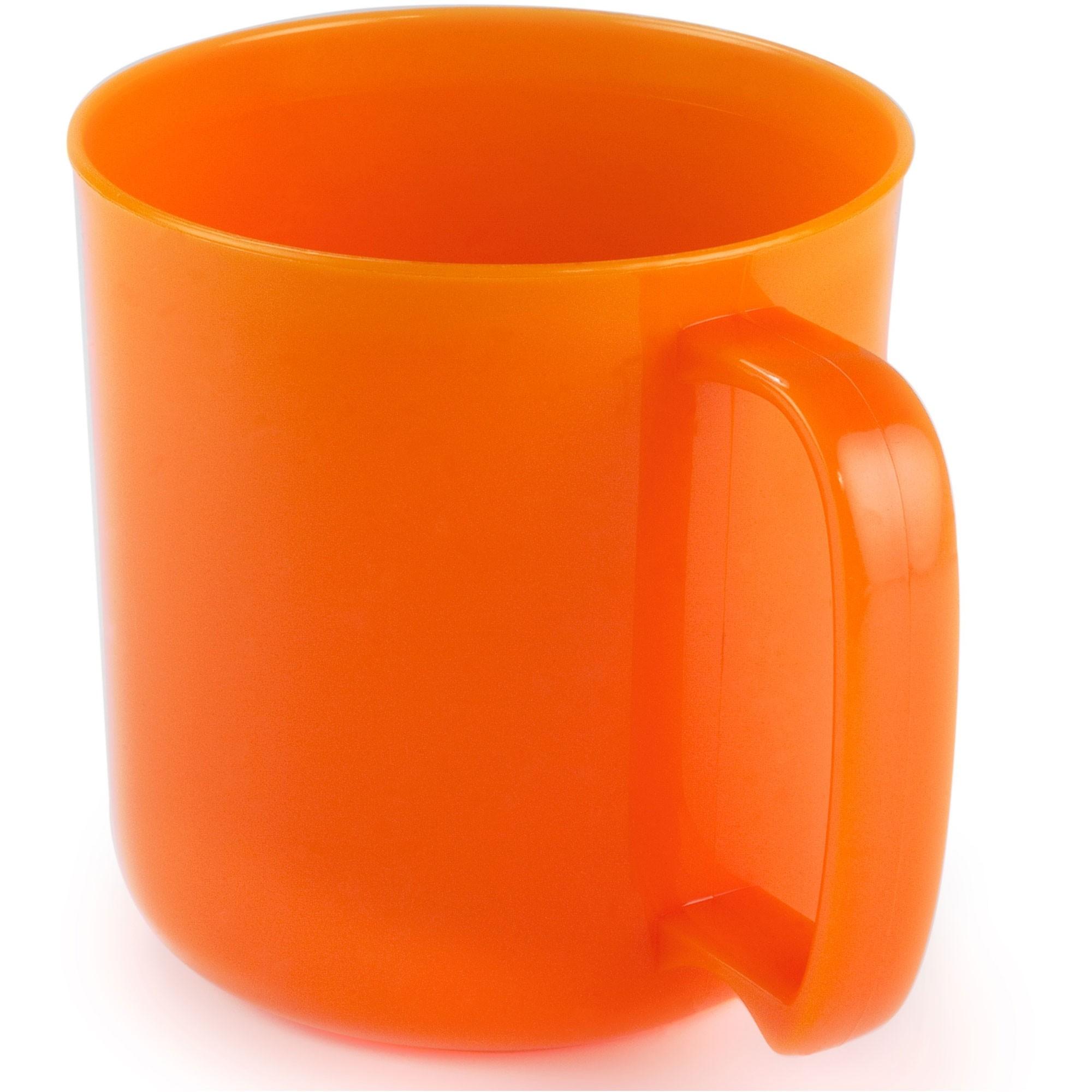GSI Cascadian Mug - Orange