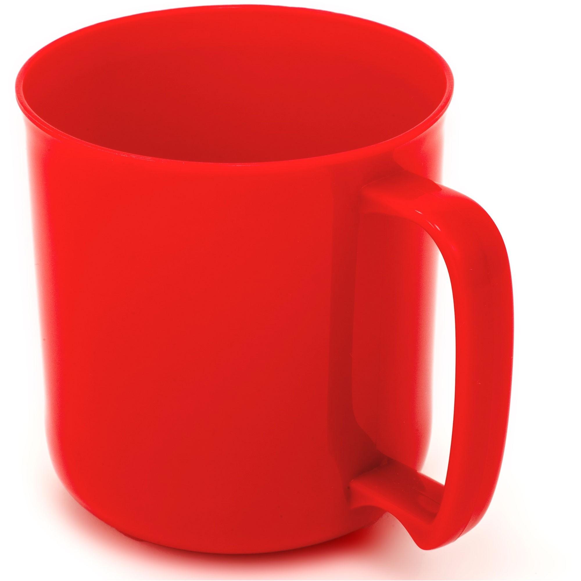 GSI Cascadian Mug - Red