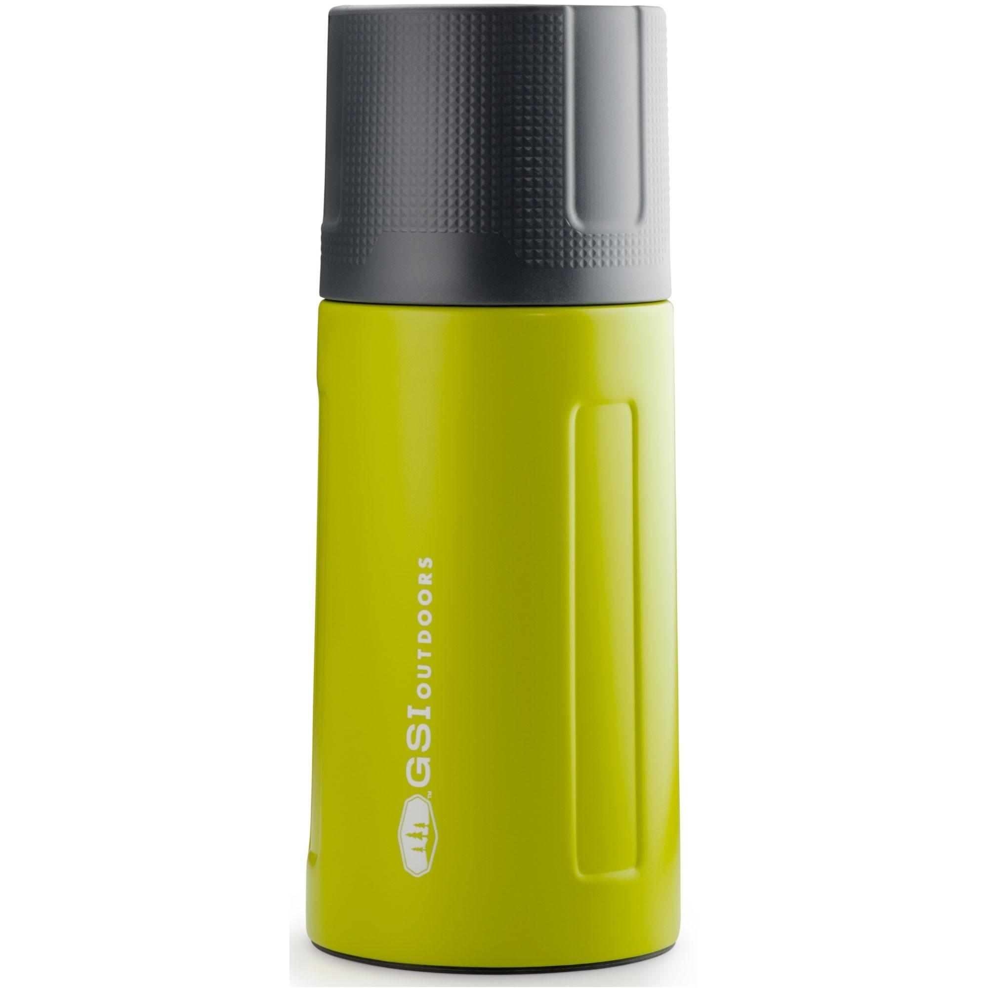 GSI-Glacier-Stainless-Vacuum-Bottle-0.5L-Green