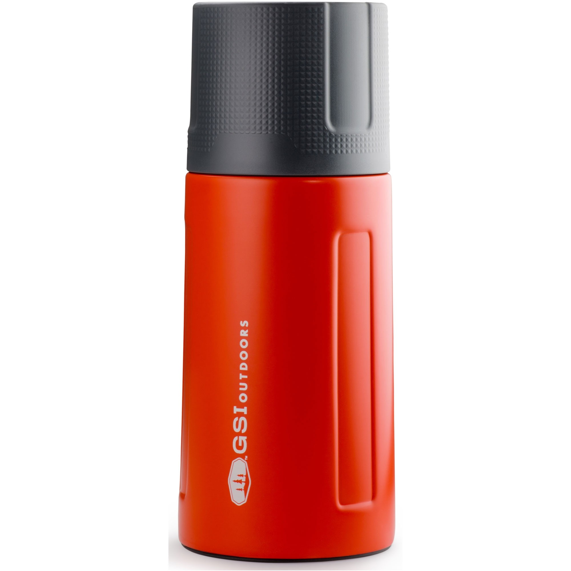 GSI-Glacier-Stainless-Vacuum-Bottle-0.5L-Red