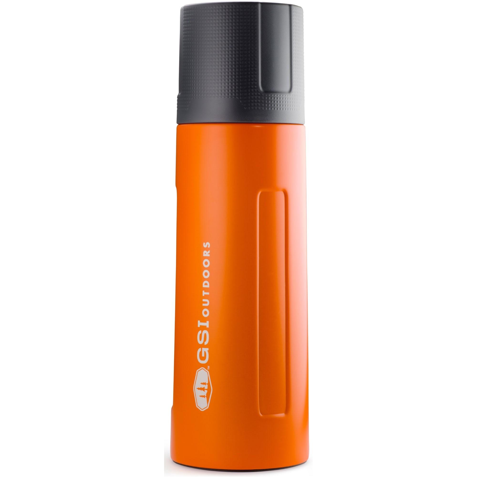 GSI-Glacier-Stainless-Vacuum-Bottle-1L-Orange