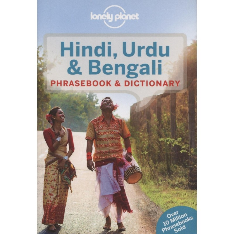 Hindi Urdu & Bengali: Lonely Planet Phrasebook & Dictionary